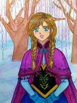 Frozen: Arendelle's in deep, deep, deep, deep snow