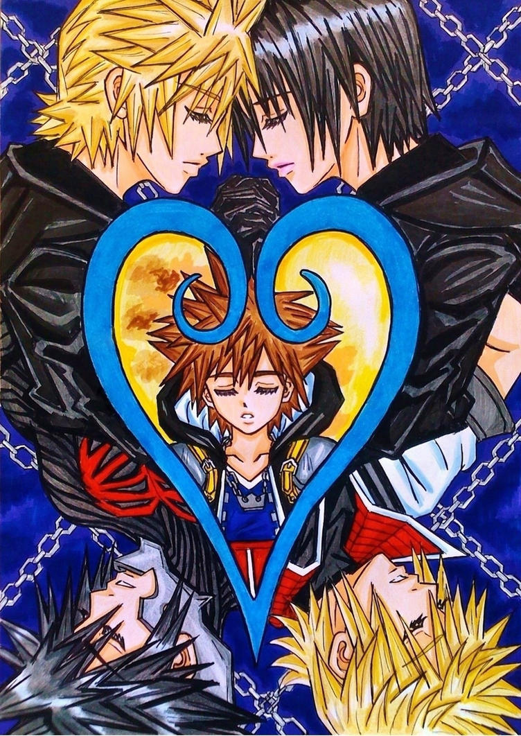 how to get into kingdom hearts