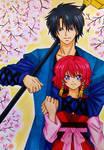Akatsuki no Yona: Hak x Yona