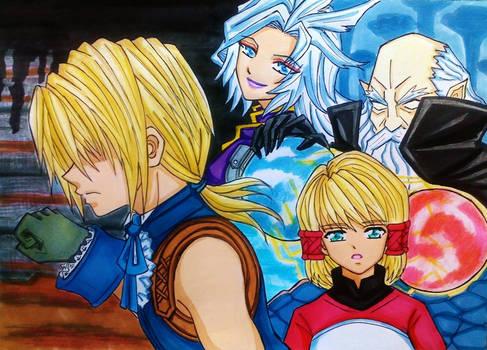 Final Fantasy IX: Burden Of Truth