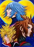Terra, Aqua and Ven: Unbreakable bonds