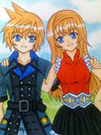 World of Final Fantasy: Lann and Reynn