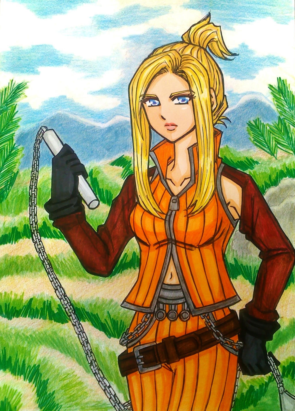 role of quistis trepe essay Quistis trepe from fanlore jump to: quistis is a main character in the square enix video game final fantasy viii a teaching role only seemed natural for.