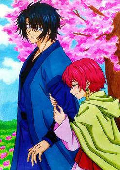 Hak x Yona: Blooming love