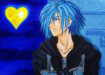 Zexion: Longing for a heart...