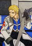Final Fantasy VIII: Seifer Almasy