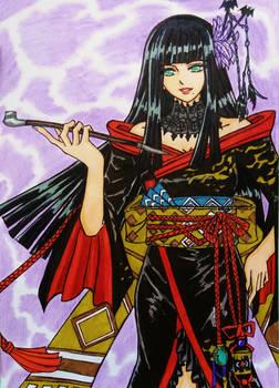 Final Fantasy XIV Stormblood: Yotsuyu