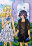 Noctis x Luna: Childhood in Tenebrae