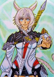 Dissidia Final Fantasy NT: Y'shtola Rhul