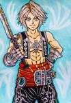 Dissidia Final Fantasy NT: Vaan
