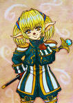 Dissidia Final Fantasy NT: Shantotto