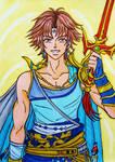 Dissidia Final Fantasy NT: Bartz Klauser