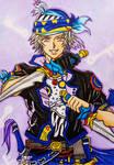 Dissidia Final Fantasy NT: Locke Cole