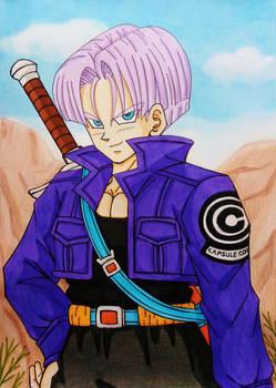 Dragon Ball Z : Future Trunks