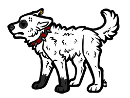 Punk Wolf Chibi