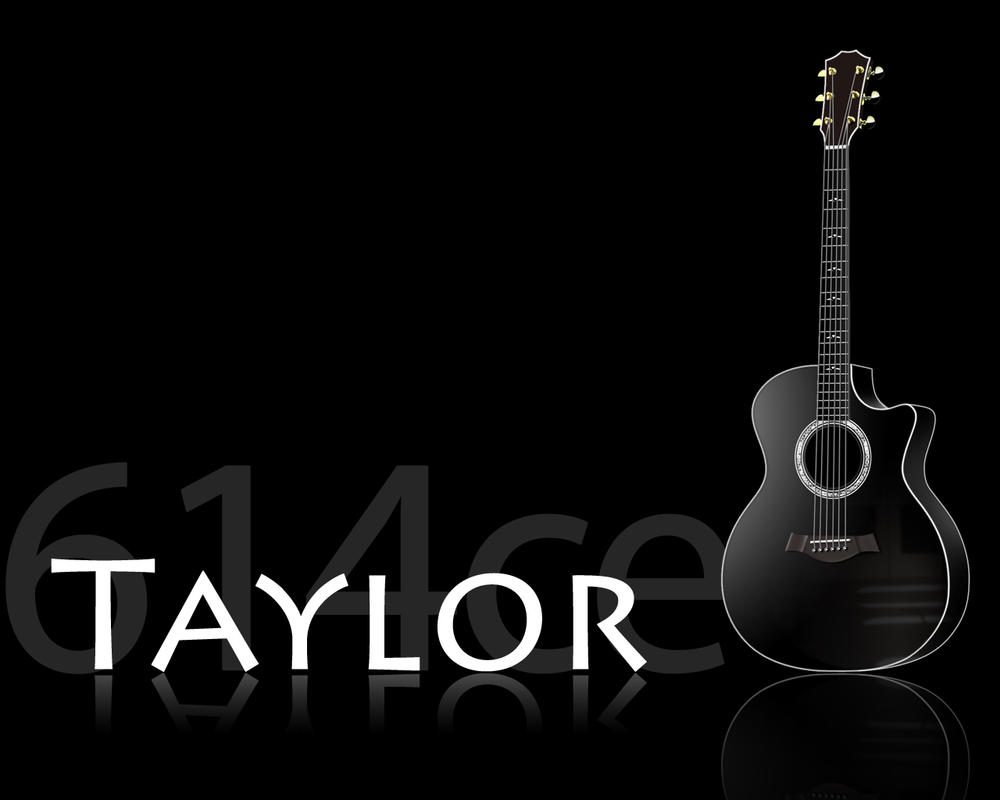 Taylor 614ce Wallpaper By Aznsmartguy