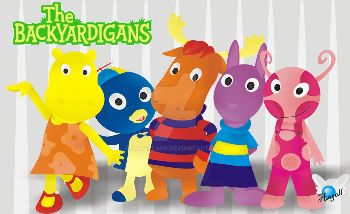 Little Backyardigans : Oo The Backyardigans oO by angell0o0 on DeviantArt