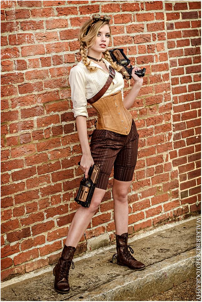 Amy Steamy: One