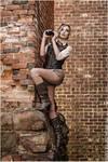 Amy Steamy: Three