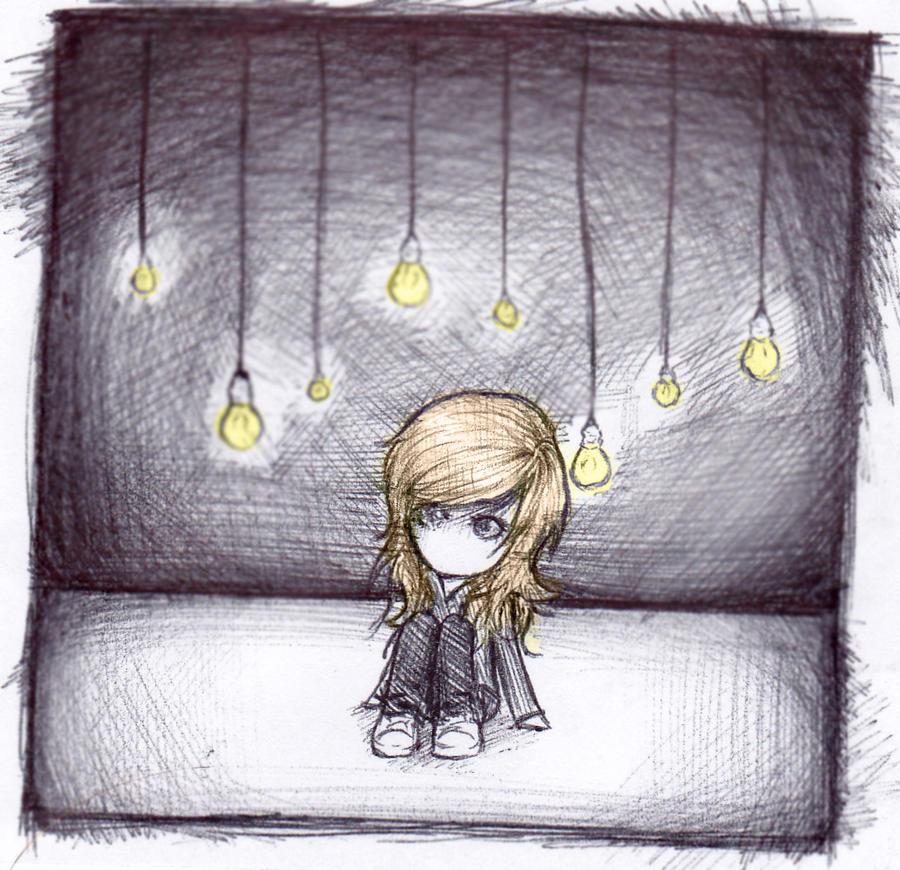 lightbulbs by XxRandomobsessionxX