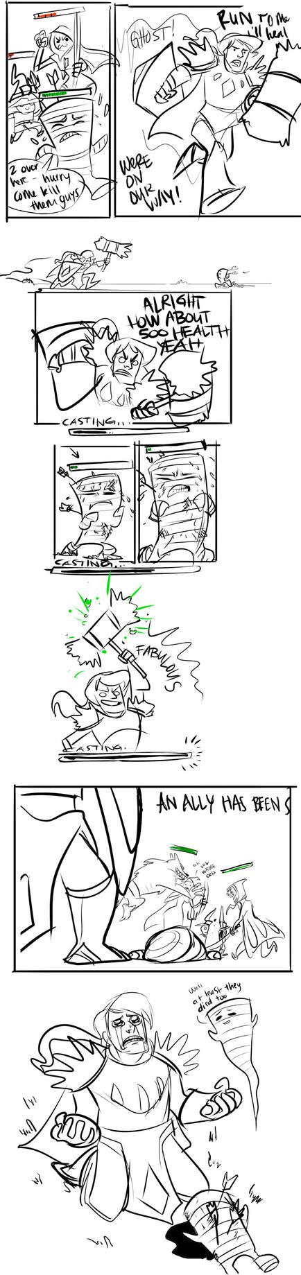taric comic by makani