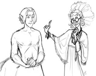 firenze and trelawney by makani