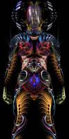 Infinity suit W.I.P.