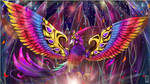 Anivia Carnival - League of Legends by Oeuvres-de-Michiko