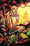 hunter girl by Granamir