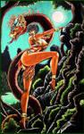 Slave girl by Granamir