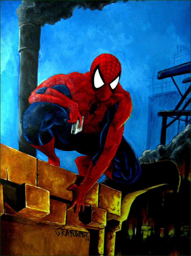Spiderman by Granamir by Granamir