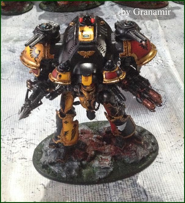 40k Knight Valiant Mortan by Granamir by Granamir
