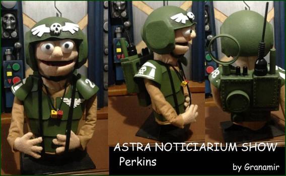 astra Noticiarium show Perkins