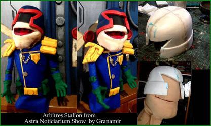 Astra Noticiarium show Stalion