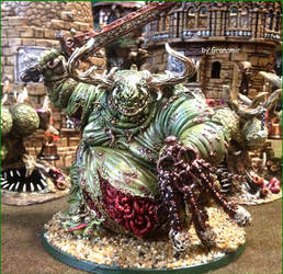 new Great Unclean One by Granamir