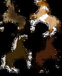 CrystalBreath Mustang Designs
