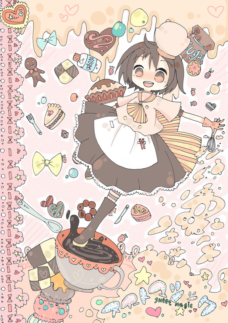 Sweet Magic by vocaotaku