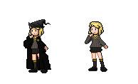 Emily Sprite by Larka-chan by Hogwarts-Castle