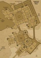 Hogwarts- Ground Floor by Hogwarts-Castle