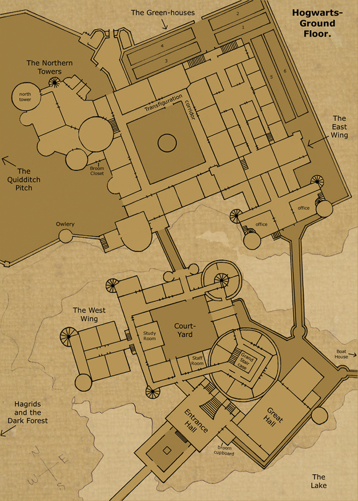 Hogwarts ground floor by hogwarts castle on deviantart hogwarts ground floor by hogwarts castle malvernweather Image collections