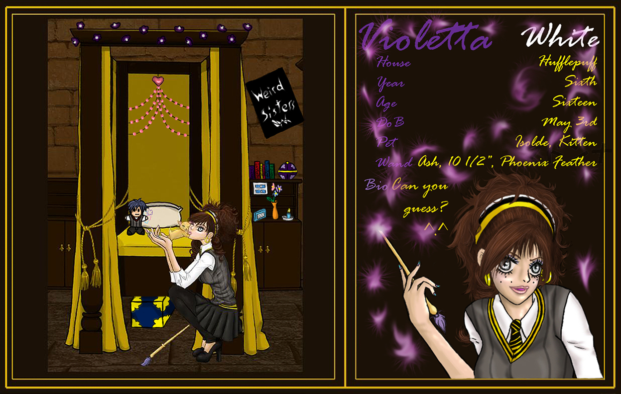 Hufflepuff Dorm Space 14 by Hogwarts-Castle