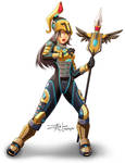 Athena Olympus Rebirth
