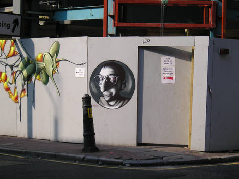 Goggle Eyes - Leman Street