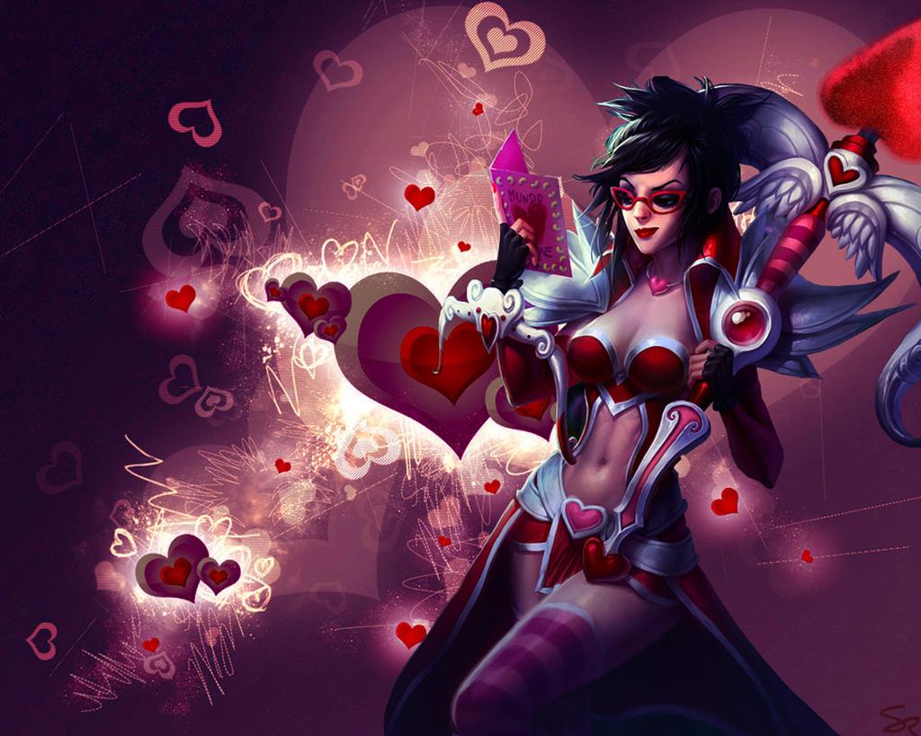 League of legends heartseeker vayne