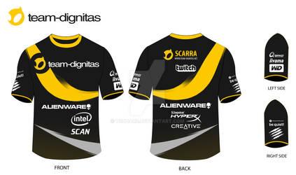 Team-dignitas Team Jersey Contest Entry