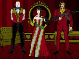 The Queens Court by StarkillerRX