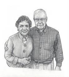 Lillian and Glenn