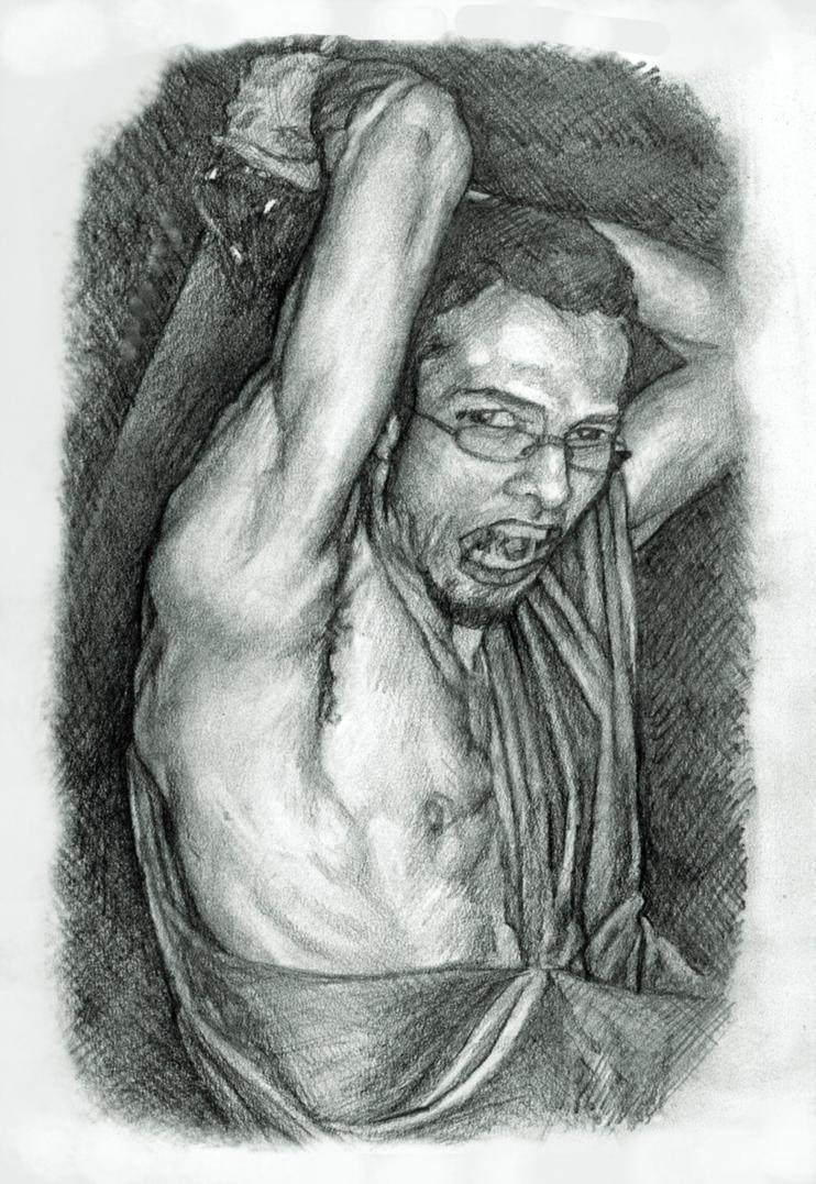 Artistic Anatomy - Armpit by TheFool432 on DeviantArt