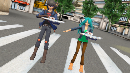 Tag Duel |Picture Request|