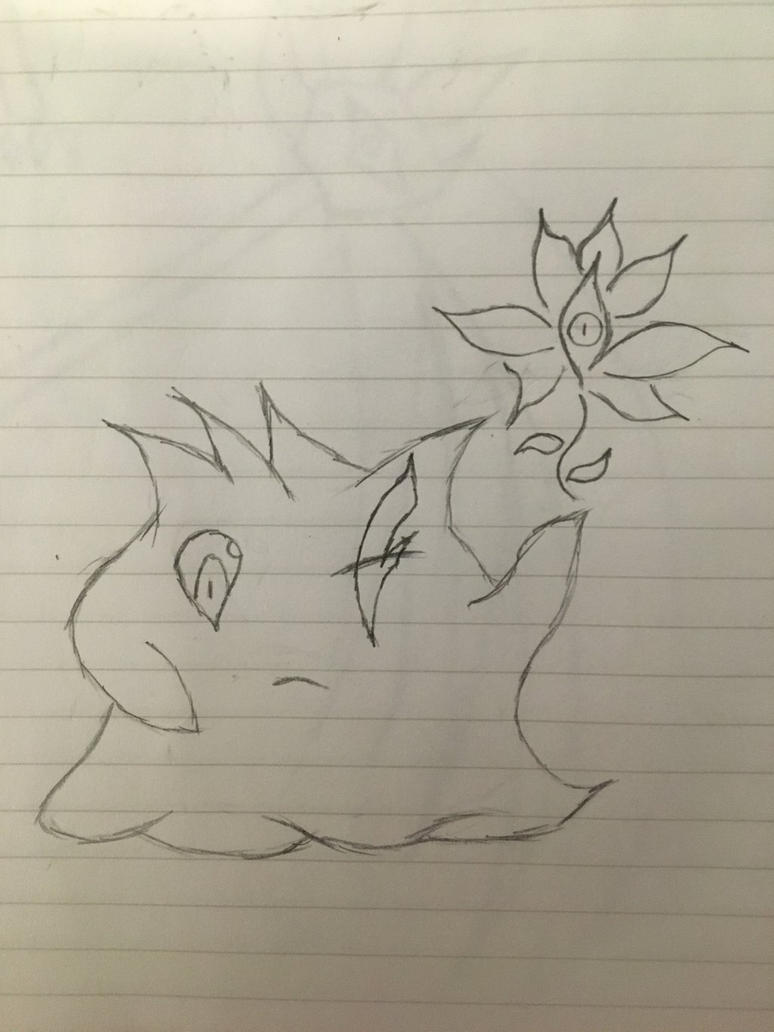 Nameless ditto by EndlessWaltzFT